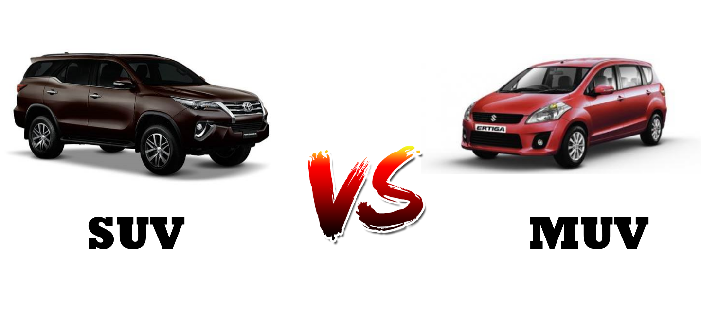 SUV or MUV ,which one you should buy?